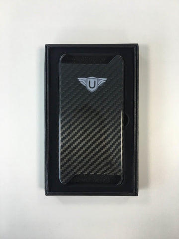URBAN Genuine Carbon Fibre Phone Case