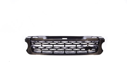 Carbon Fibre Surround with Range Rover Sport Grille