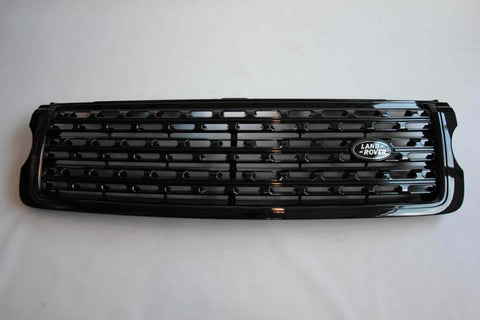 Genuine Range Rover Vogue Grille - Painted Black