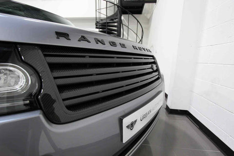 URBAN Automotive Carbon Fibre Autograph Grille for Range Rover Vogue