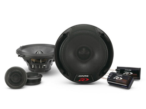 Alpine SPR-50C 13cm 2 Way Reference Component Speakers