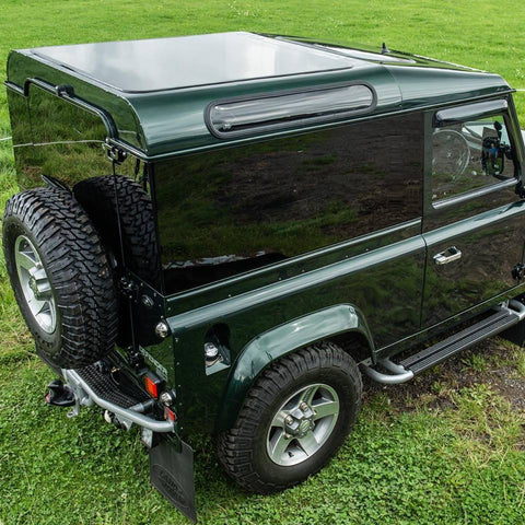 Defender Panoramic Glass - Fully Fitted