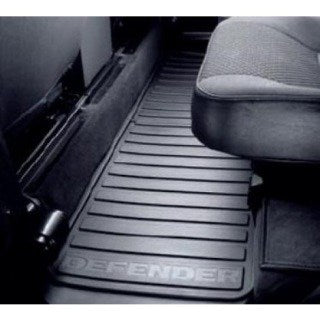 Genuine LR Defender Rubber Floor Mats