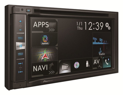 FITTED: Pioneer AVIC-F9770BT Navigation System