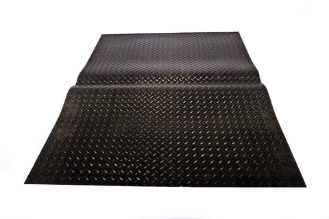 URBAN Truck Rear Load Rubber Mats