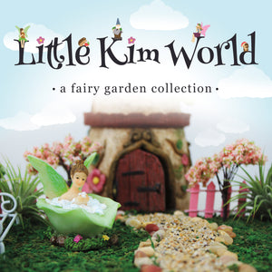 """Butterfly Bistro"" Fairy Garden Kit"