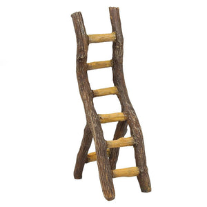 Fairy garden supplies - miniature ladder
