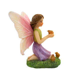 Fairy with Chicks