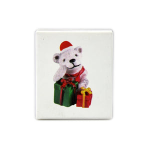 Holiday Accent - Grey Bear