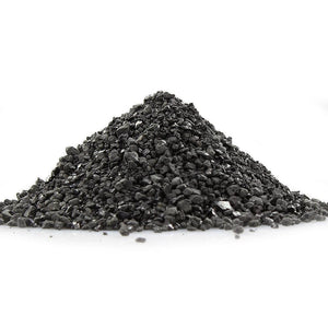 16 ounces of black sand for terrariums and fairy gardens