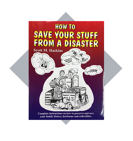 How To Save Your Stuff From A Disaster
