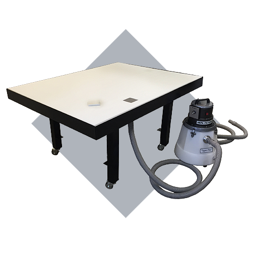 800 Series: Table Mounted Suction Device