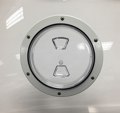 270 Series: MSC Acrylic Humidification Domes