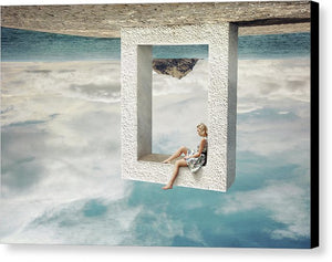 Upside Down - Canvas Print