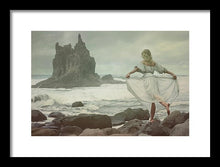 Load image into Gallery viewer, Greeting The Sea - Framed Print