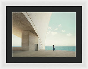 Loneliness - Framed Print