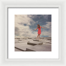 Load image into Gallery viewer, Performer - Framed Print