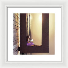 Load image into Gallery viewer, Self-portrait - Framed Print