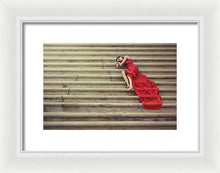 Load image into Gallery viewer, Sleeping Beauty - Framed Print