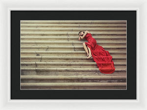Sleeping Beauty - Framed Print