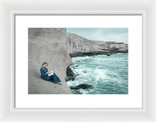Load image into Gallery viewer, The Reader - Framed Print