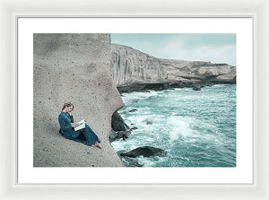 The Reader - Framed Print