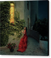 Load image into Gallery viewer, Waiting For Her Prince - Canvas Print