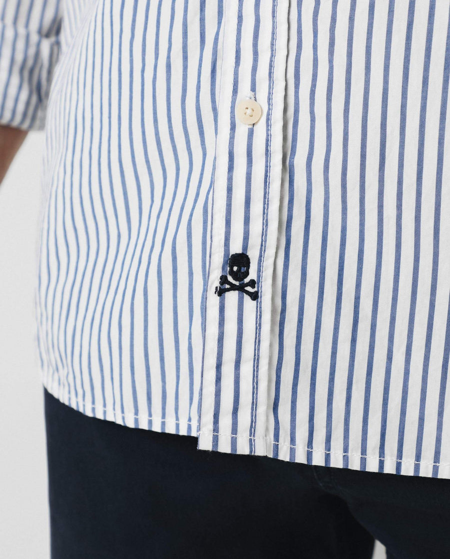 STRIPE SHIRT WITH BUTTONS