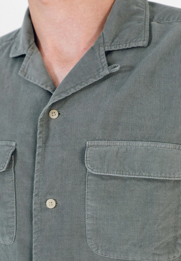 CORDUROY SHIRT WITH POCKETS