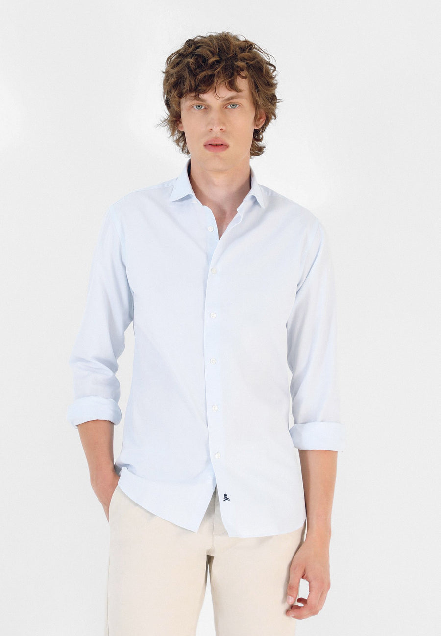 SLIM FIT SMART SHIRT