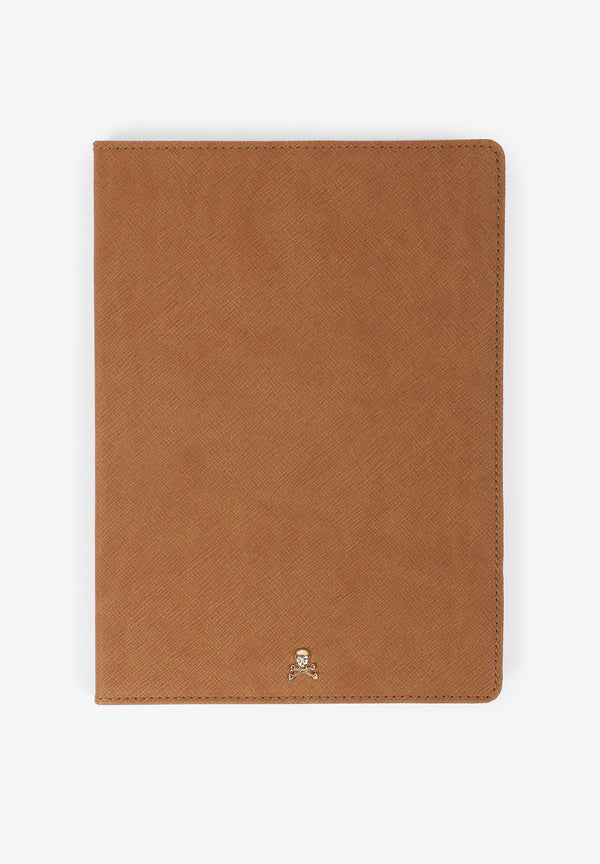 SMOOTH LEATHER NOTEBOOK