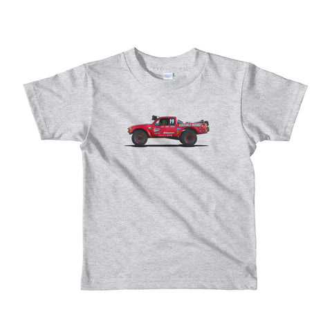 Trophy Truck Short sleeve kids t-shirt