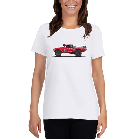 Trophy Truck #19 Women's short sleeve t-shirt