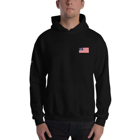 Mr. Terrible Flag Hoodie