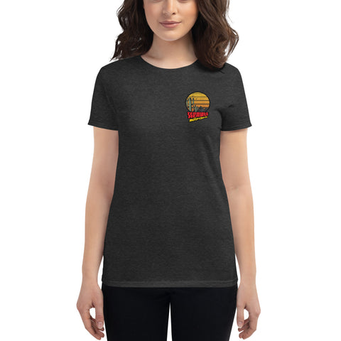 Women's short sleeve Terrible Herbst Desert Tee