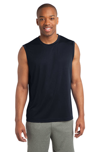 Surf Cape Cod Sleeveless Performance T-Shirt