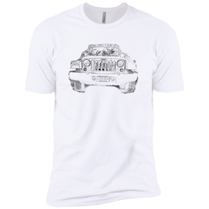 Jeep LiFE Premium Short Sleeve T-Shirt