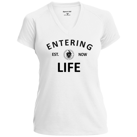 Entering LiFE Ladies' Performance T-Shirt