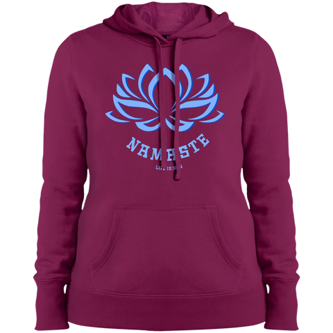 Namaste Ladies' Pullover Hooded Sweatshirt
