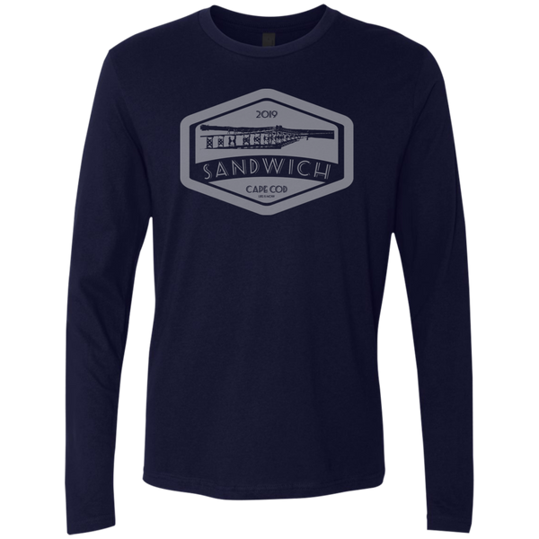 Sandwich Boardwalk Men's Premium LS