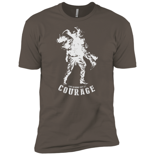Soldier Courage Premium Short Sleeve T-Shirt