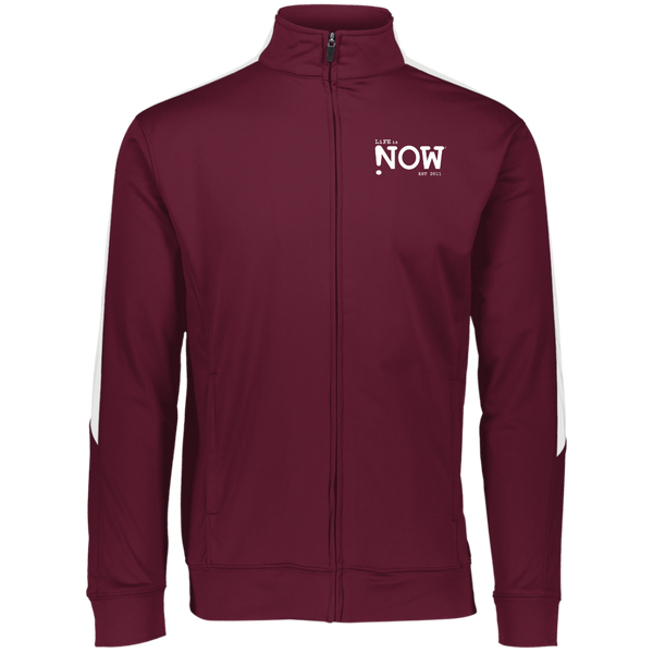 LiFE is NOW Performance Colorblock Full Zip