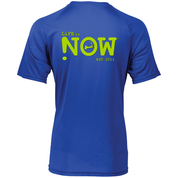 LiFE is NOW Cape Cod Raglan Sleeve Wicking Shirt