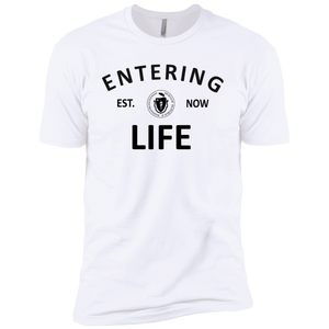 Entering LiFE Premium Short Sleeve T-Shirt