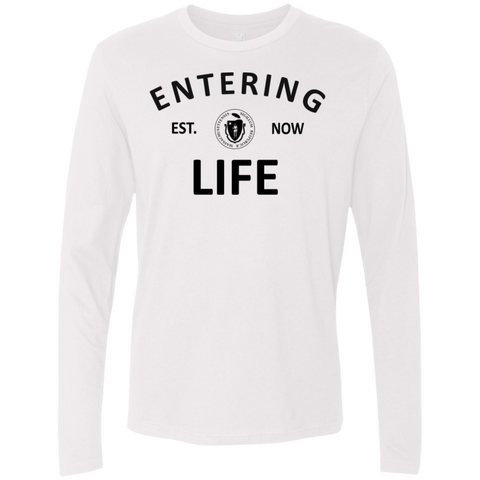 Entering LiFE Men's Premium LS