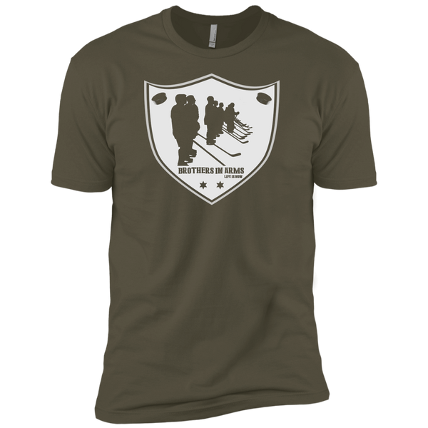 Brothers In Arms Premium Short Sleeve T-Shirt
