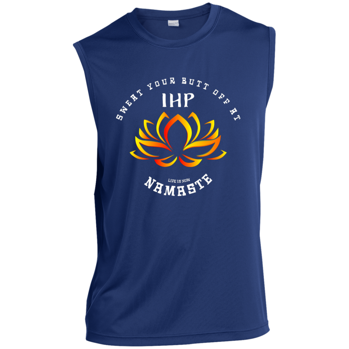 Hot Pilates G-rated Sleeveless Performance T-Shirt