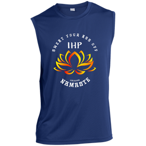 Hot Pilates R-rated Sleeveless Performance T-Shirt