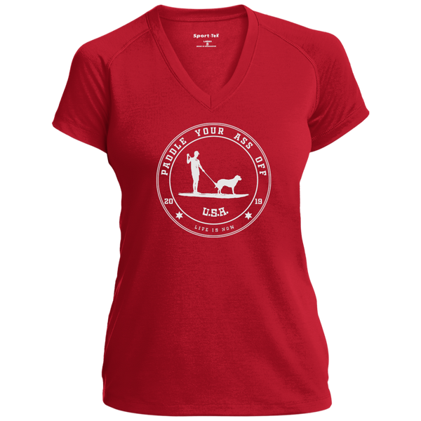Paddle Your Ass Off Ladies' Performance T-Shirt