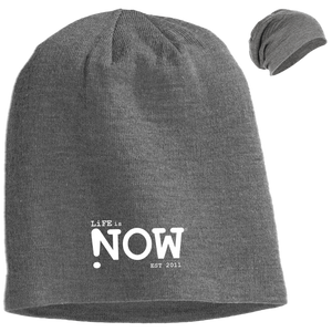 LiFE is NOW Slouch Beanie